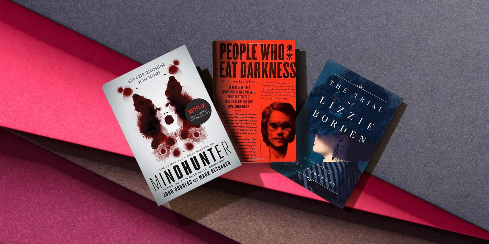 The 25 Best True Crime Books To Read While Waiting For 'Mindhunter' Season 2