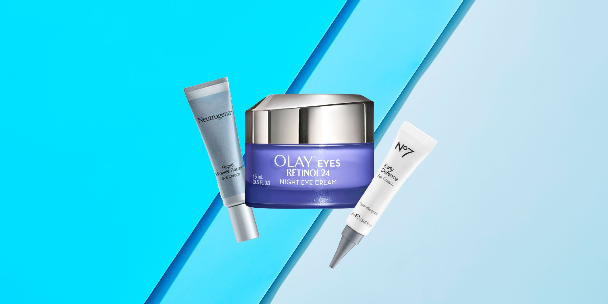The 10 Best Retinol Eye Creams According To Dermatologists