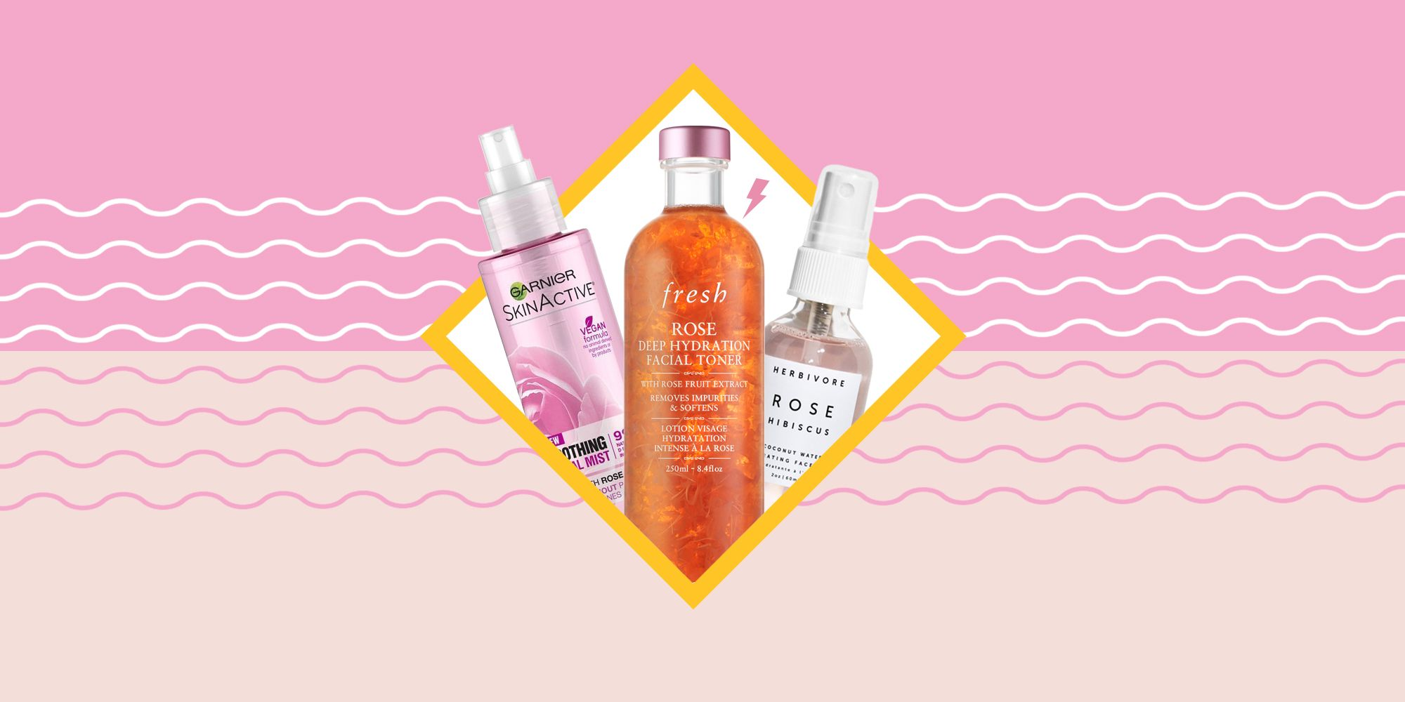 The 10 Best Rose Water Toners And Sprays, According To Dermatologists