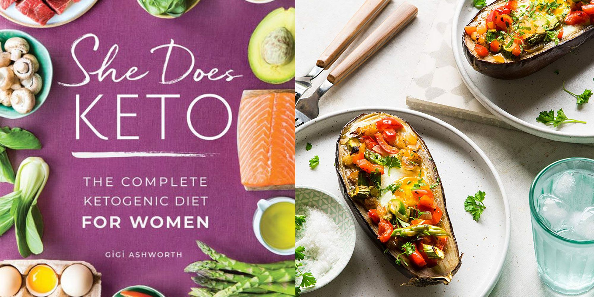 The New 'She Does Keto' Cookbook Includes A 21-Day Meal Plan And 115 Easy Recipes