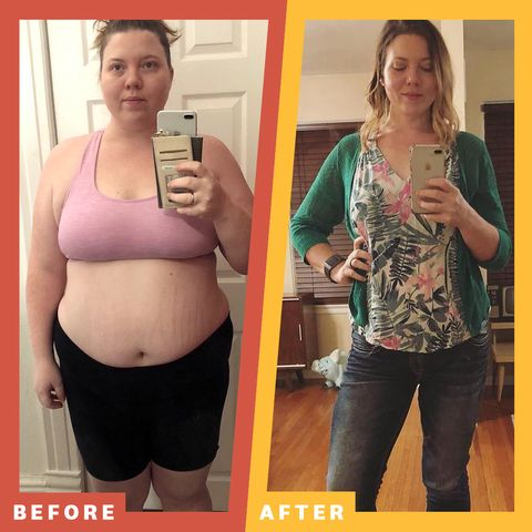'I Lost 120 Pounds On The Keto Diet And Got My Blood Sugar In Check'
