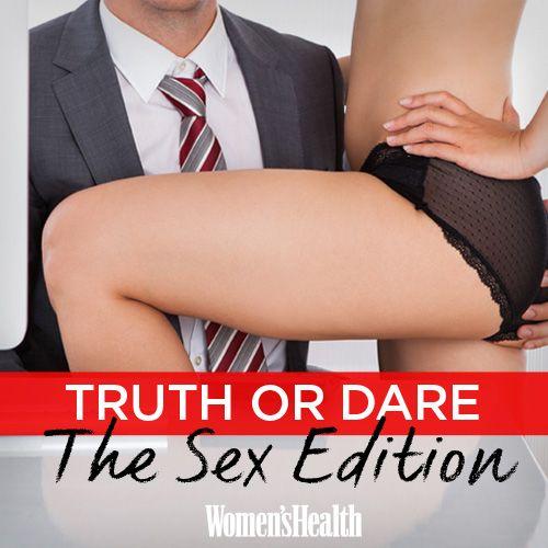 Truth Or Dare: The Sex Edition