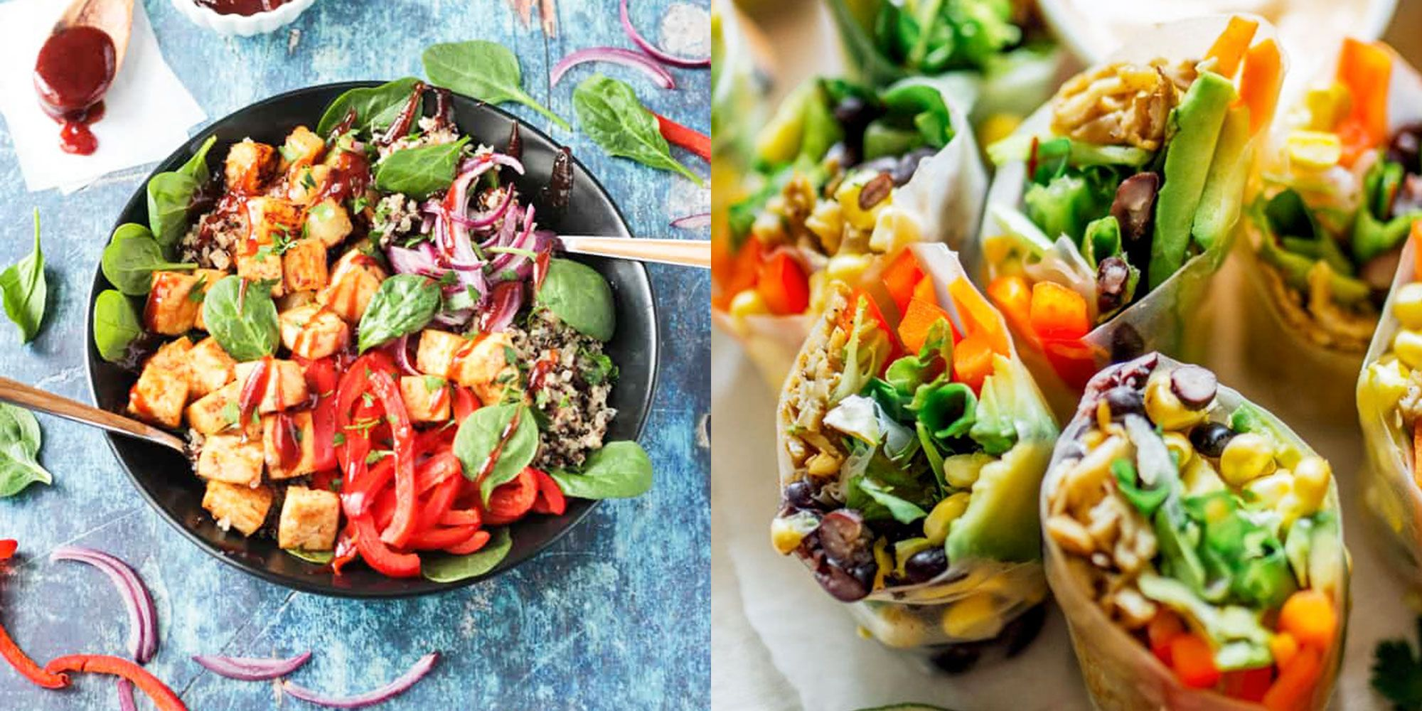 36 Delicious Vegan Dinners You'll Want To Make Over And Over Again