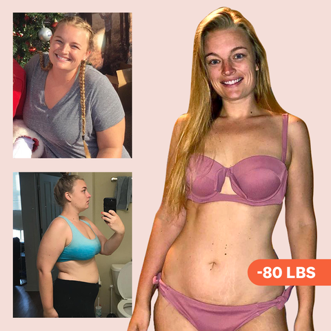 The Keto Diet And 16:8 Intermittent Fasting Helped Me Lose 80 Lbs.