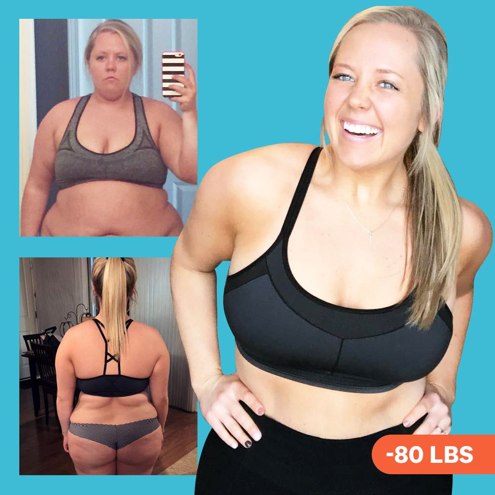 'Counting Macros and Competitive Powerlifting Helped Me Lose 80 Pounds And Keep It Off'
