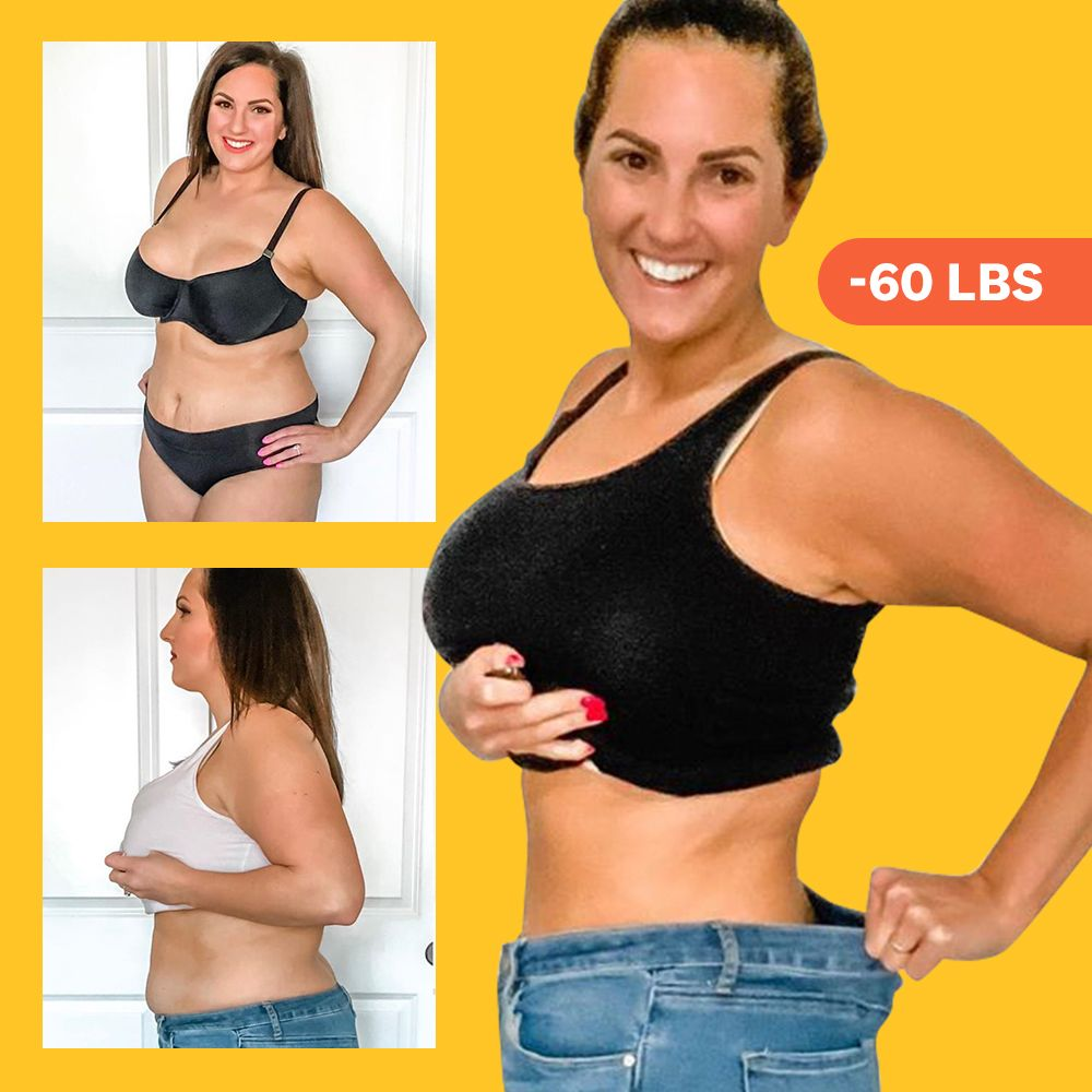 'Beachbody Workouts And Portion Control Helped Me Lose 60 Pounds After Years Of Fad Diets'