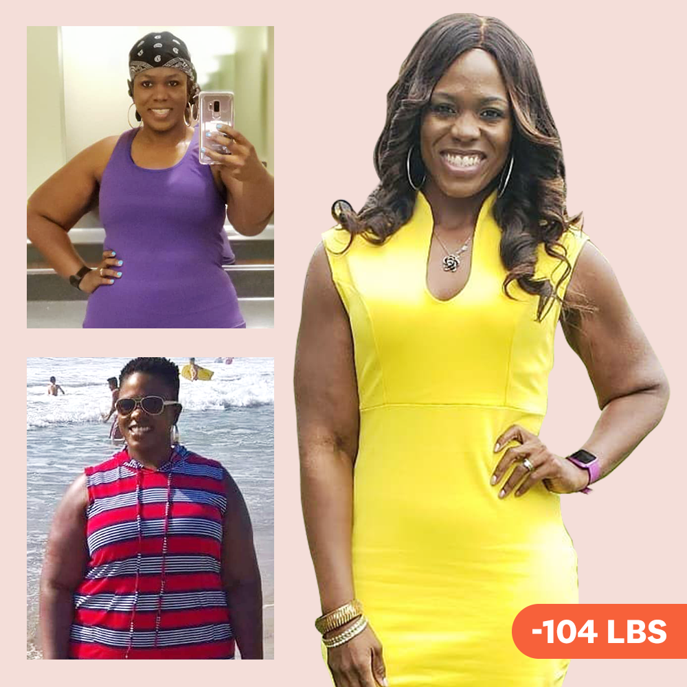 'I Finally Stopped Looking For Quick Fixes And Joined WW—And I Lost 104 Pounds'