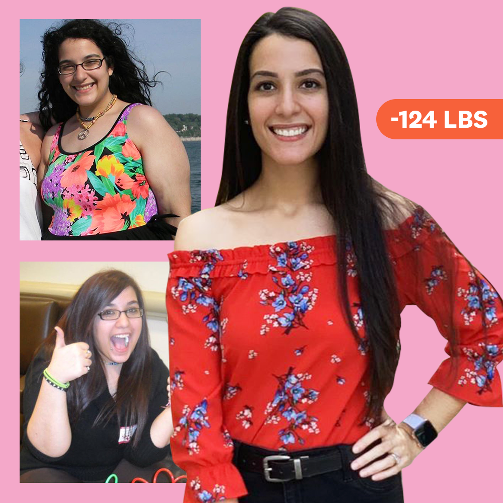 'Counting Calories With My Fitbit Watch Helped Me Lose 124 Lbs.'