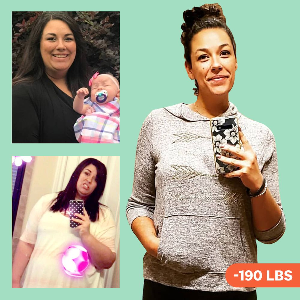 'Logging My Food In The MyFitnessPal App Opened My Eyes To How Much I Was Overeating—And I Lost 190 Pounds'