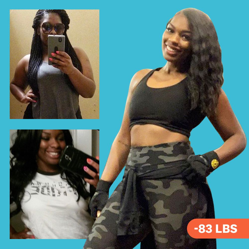 'When I Got Into Intermittent Fasting And Jump Rope Workouts, I Lost 83 Pounds'
