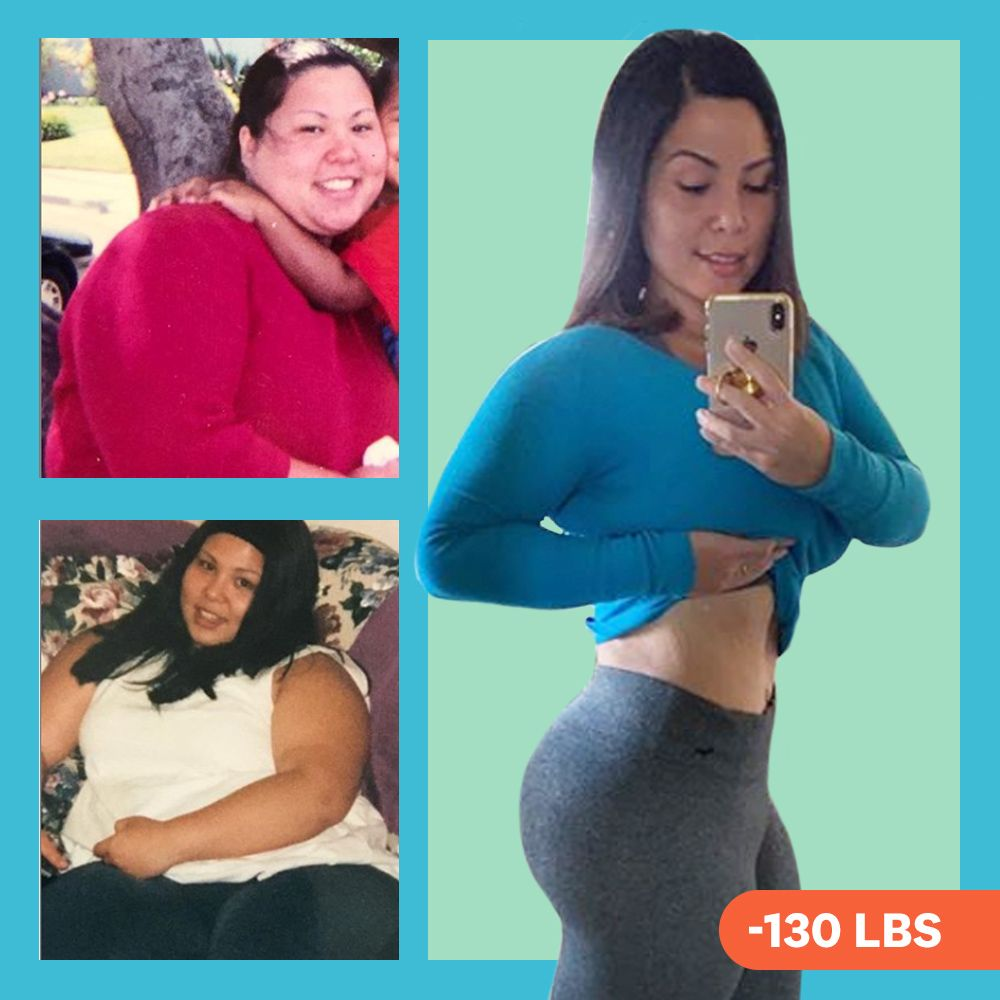 'Keto and Lifting Were The Only Things That Helped Me Lose 130 Pounds After Trying Weight Loss Pills And Yo-Yo Dieting'