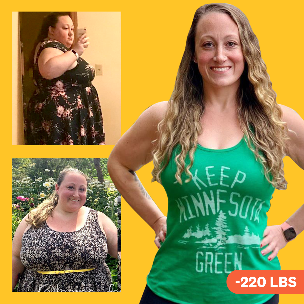 'The Keto Diet—And A Free Macro Calculator!—Helped Me Lose 220 Pounds'