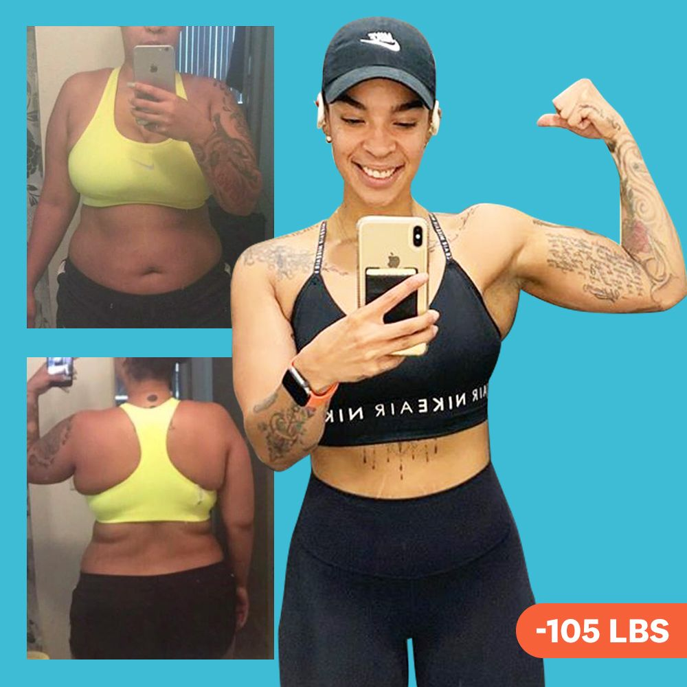 'By Eating A High-Protein, Intermittent Fasting Diet, I Lost 105 Lbs. In 1 Year'
