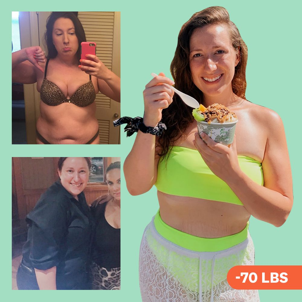 'These Portion Control Hacks Helped Me Lose 70 Lbs.—And Now I'm A Personal Trainer'