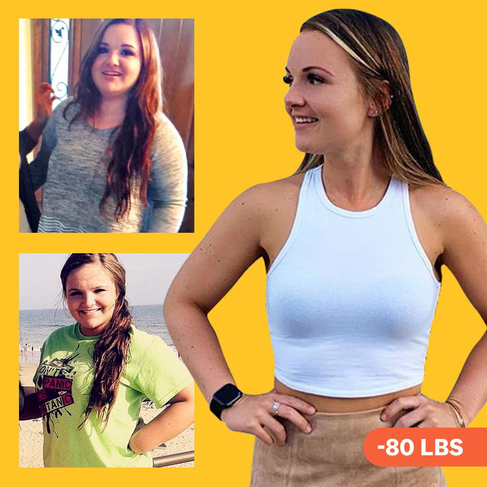 'Eating A Low-Carb Diet And Tracking My Calories And Macros Helped Me Shed 80 Pounds'