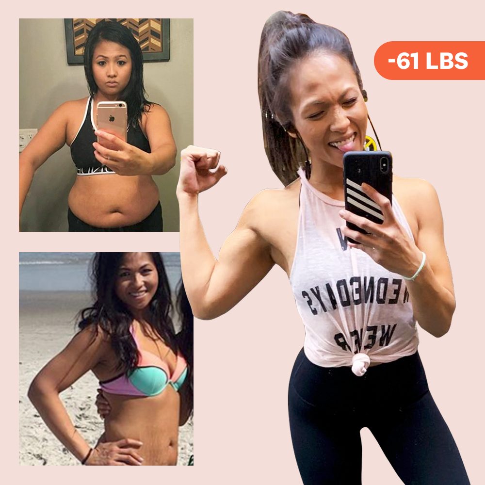 'I Lost 61 Pounds By Swapping Out Simple Carbs'