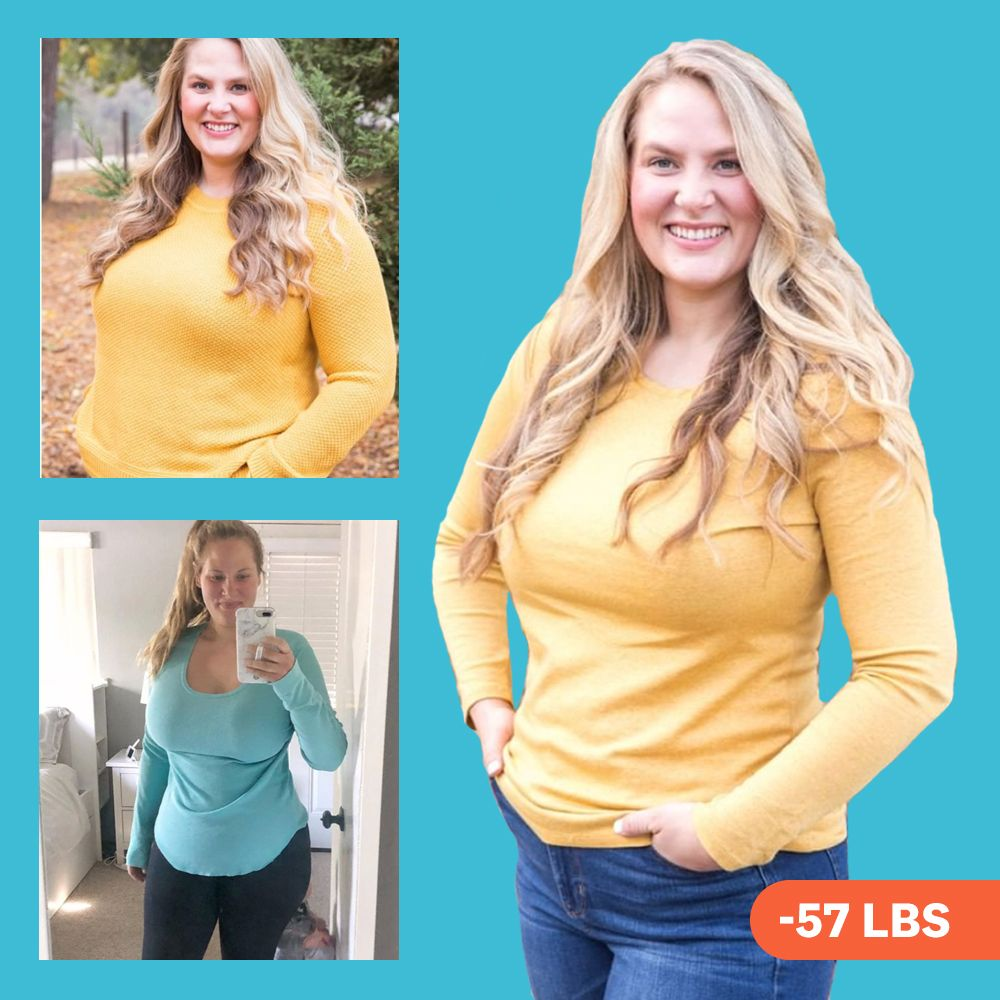 This Food Blogger Blended Whole30 And Keto To Create A 'Clean Keto' Diet—And She Lost 57 Pounds