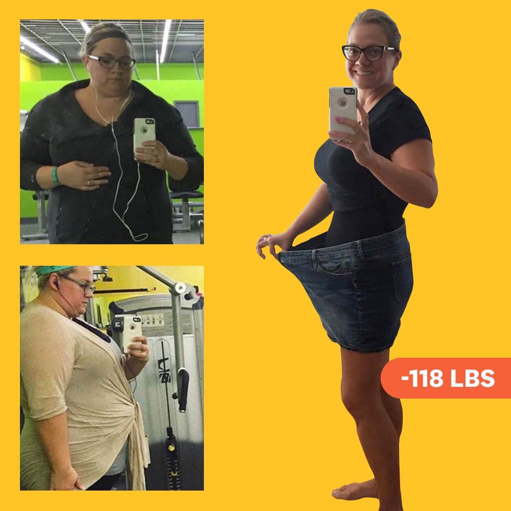 'Keto And Intermittent Fasting Helped Me Lose 118 Lbs. After I Let The Weight Pile On After My Miscarriages'