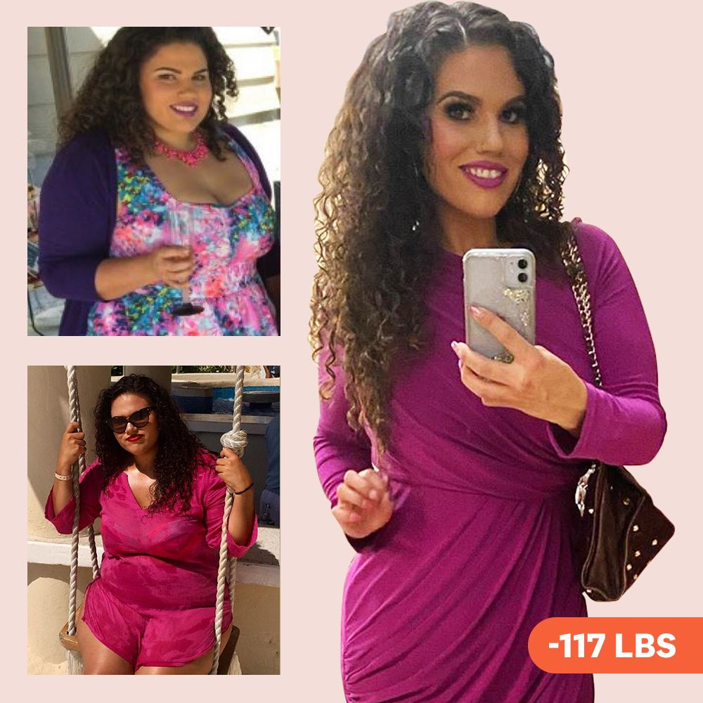 'I Ditched Weight-Loss Supplements For The Keto Diet And Lost 117 Pounds Naturally'