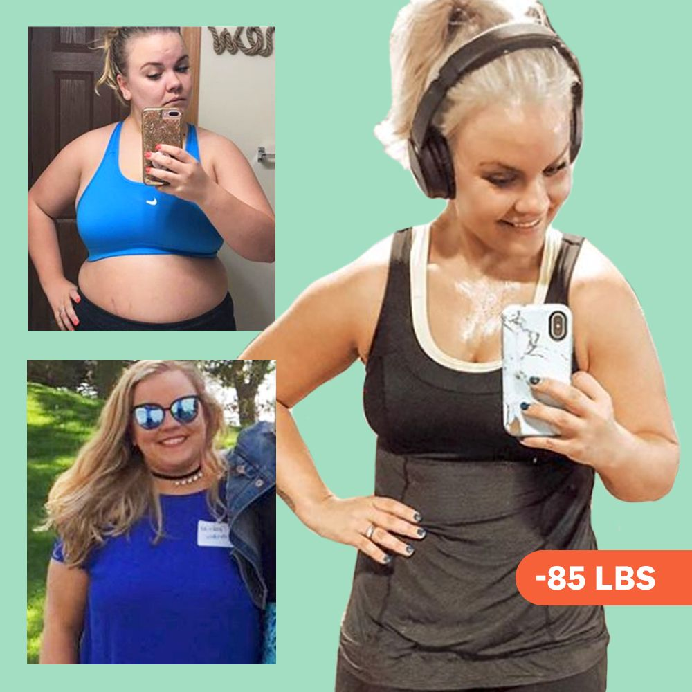 'I Lost 85 Pounds After Falling In Love With Orangetheory Fitness'