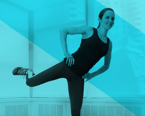 5 Stability Moves That Tone Your Abs and Legs