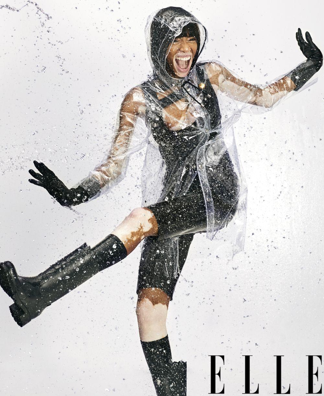 efa42cc70c7 ELLE Editorial: Come Rain or Come Shine