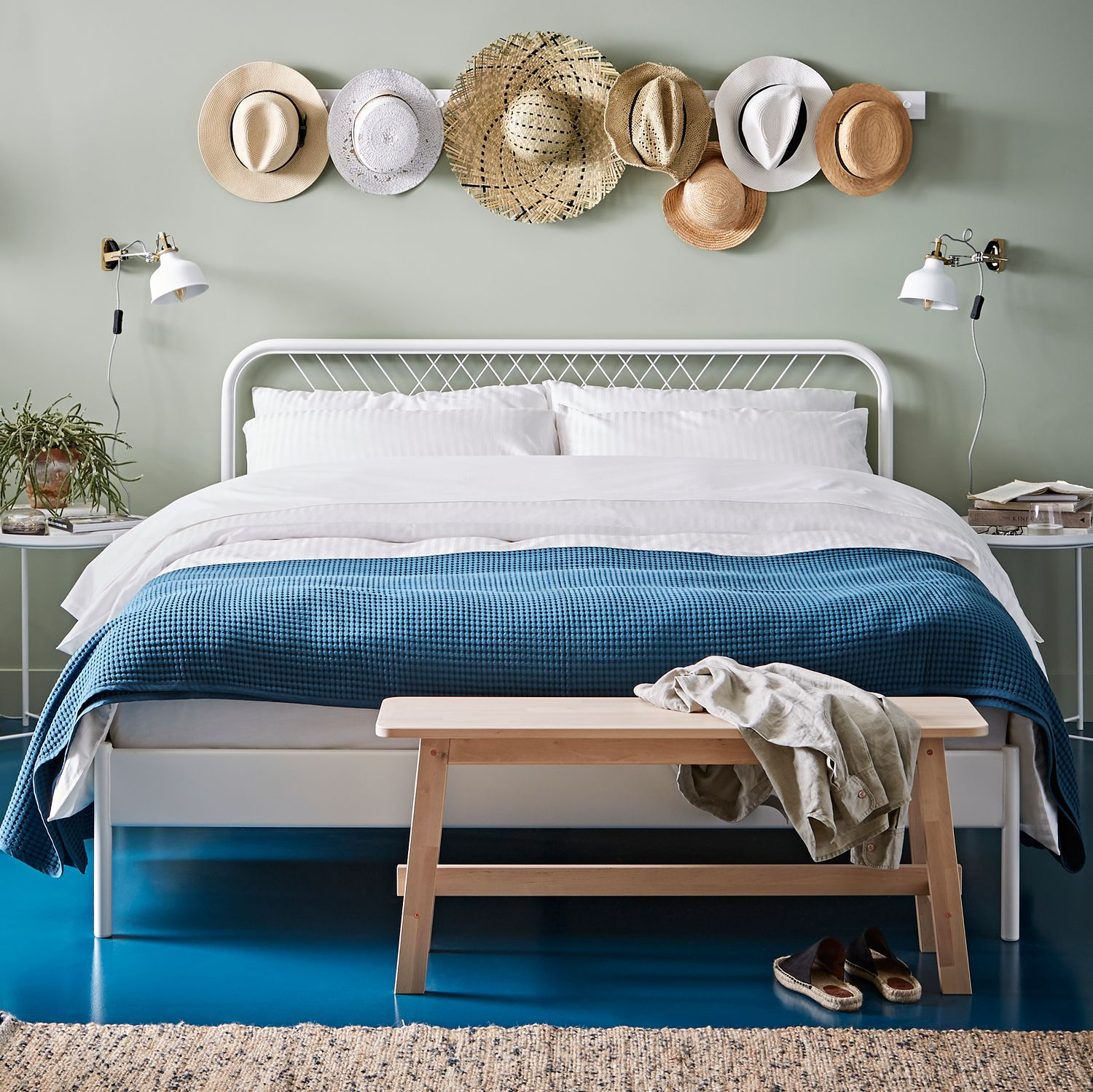 If You're *Always* Tired, Tweaking Your Bedroom Décor Might Just Help