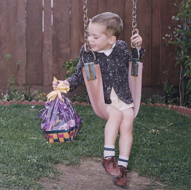 Photograph, Fun, Child, Snapshot, Spring, Photography, Grass, Tree, Dress, Toddler,