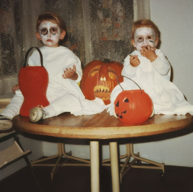 Halloween Party Traditions.Vintage Halloween What Halloween Was Like The Year You Were Born