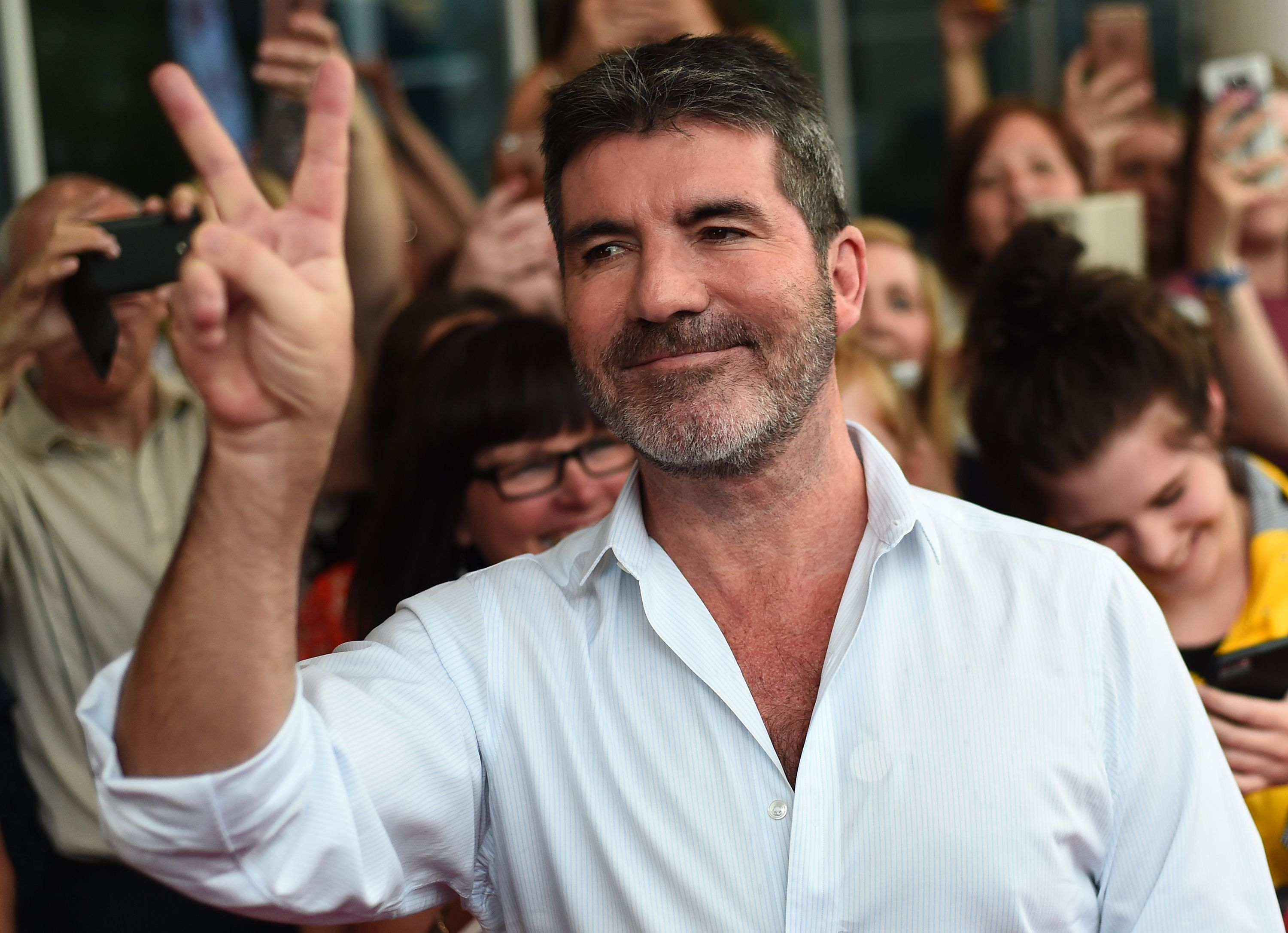 What Happened To Simon Cowell Where Is The Agt Judge At The Season 15 Finale In 2020