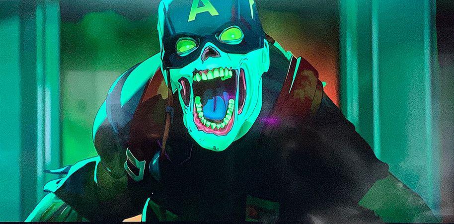 Marvel's What If…? Imágenes - Serie del UCM en Disney+ Galeria