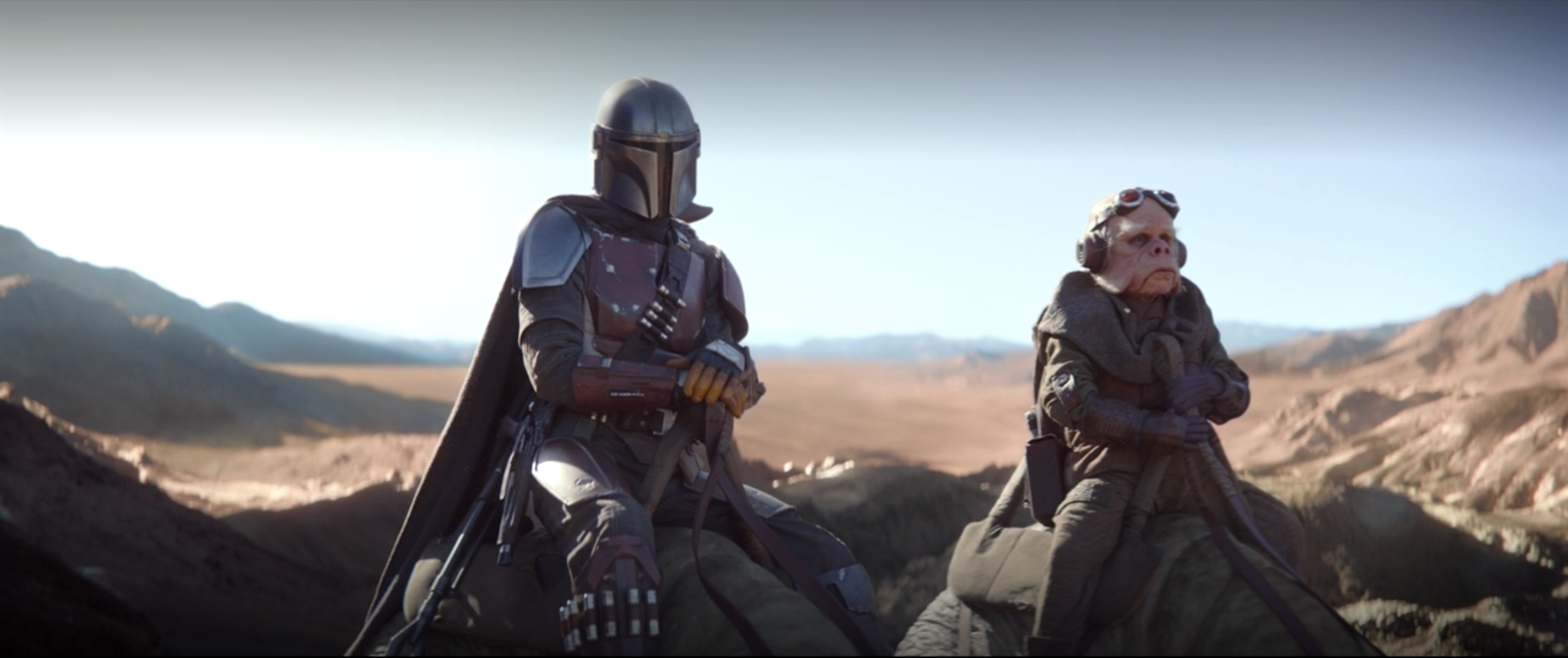 So, What is a Mandalorian, Anyway?