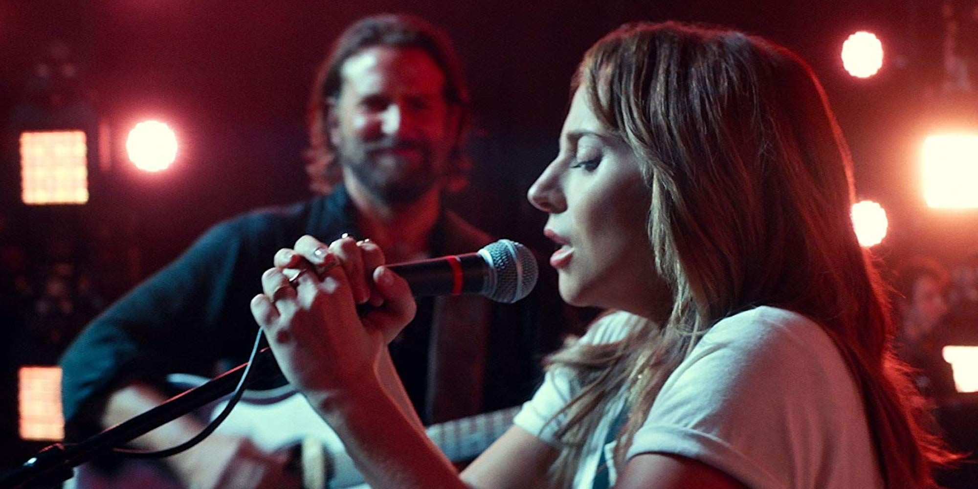 a star is born - bradley cooper and lady gaga