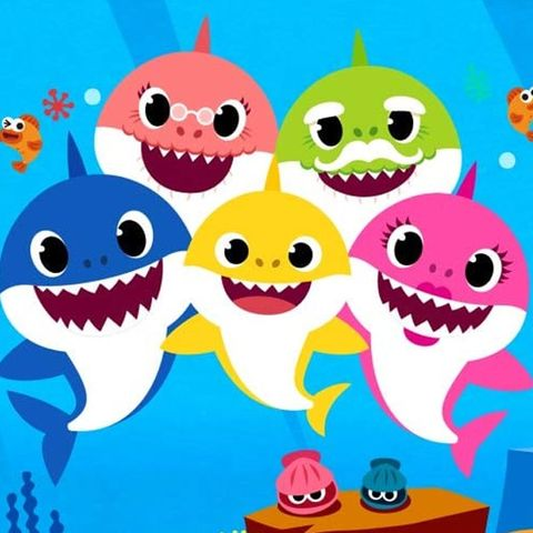 Pinkfong Is Releasing Limited Edition Baby Shark Record