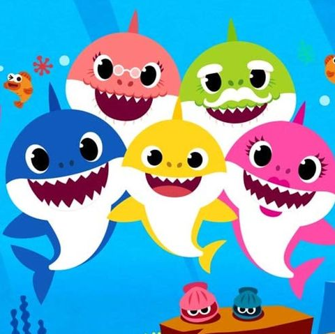 Image result for baby shark pinkfong