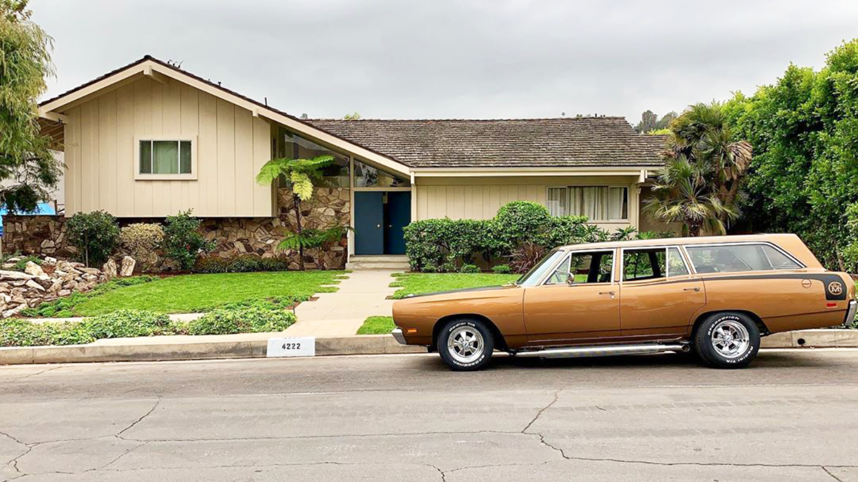 What Is HGTV Doing with The Brady Bunch House?