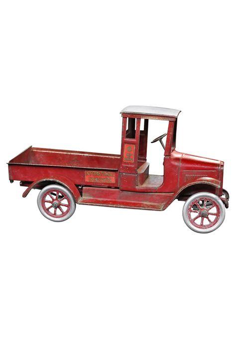 antique appraisals truck