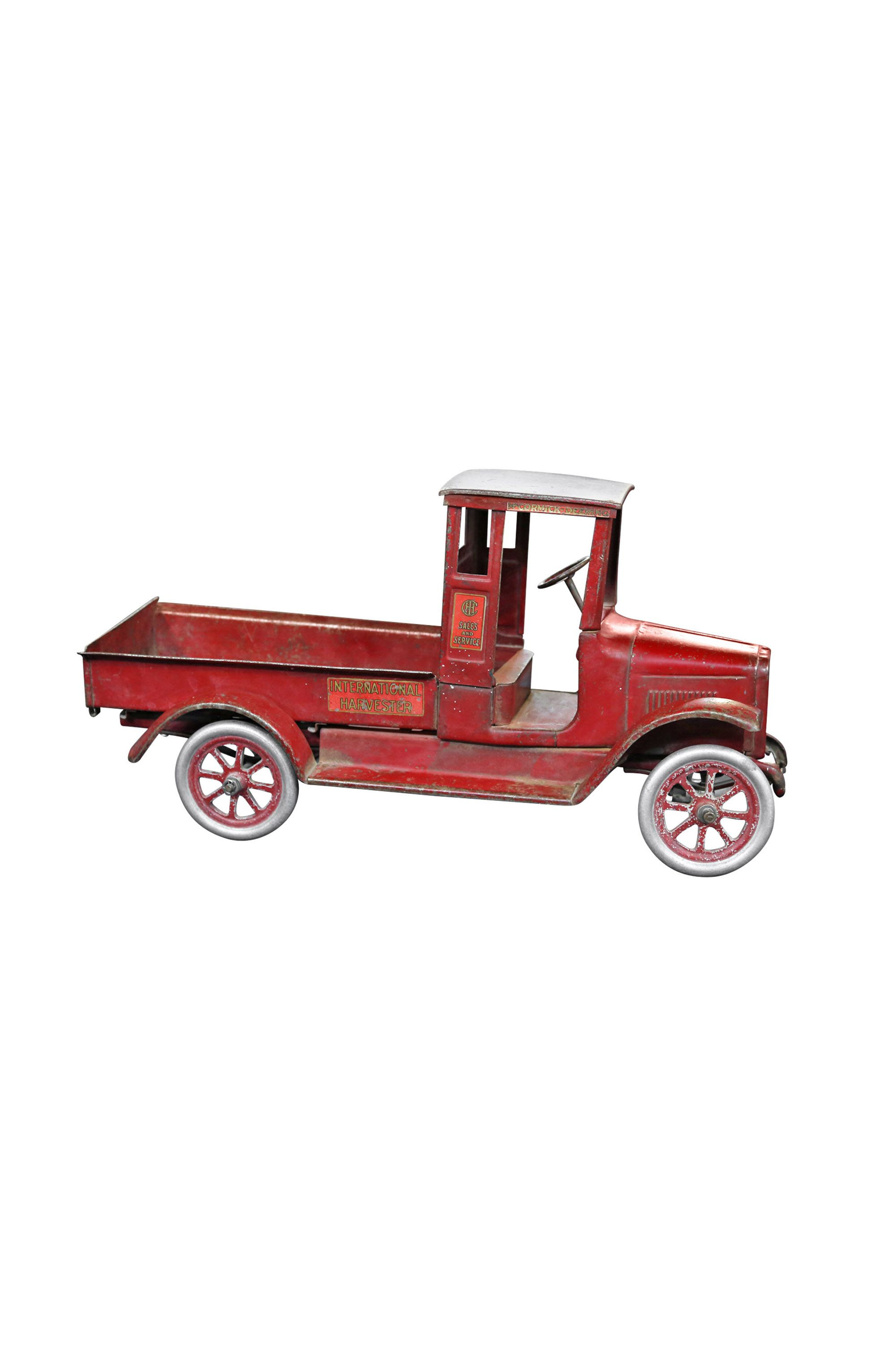antique appraisals truck