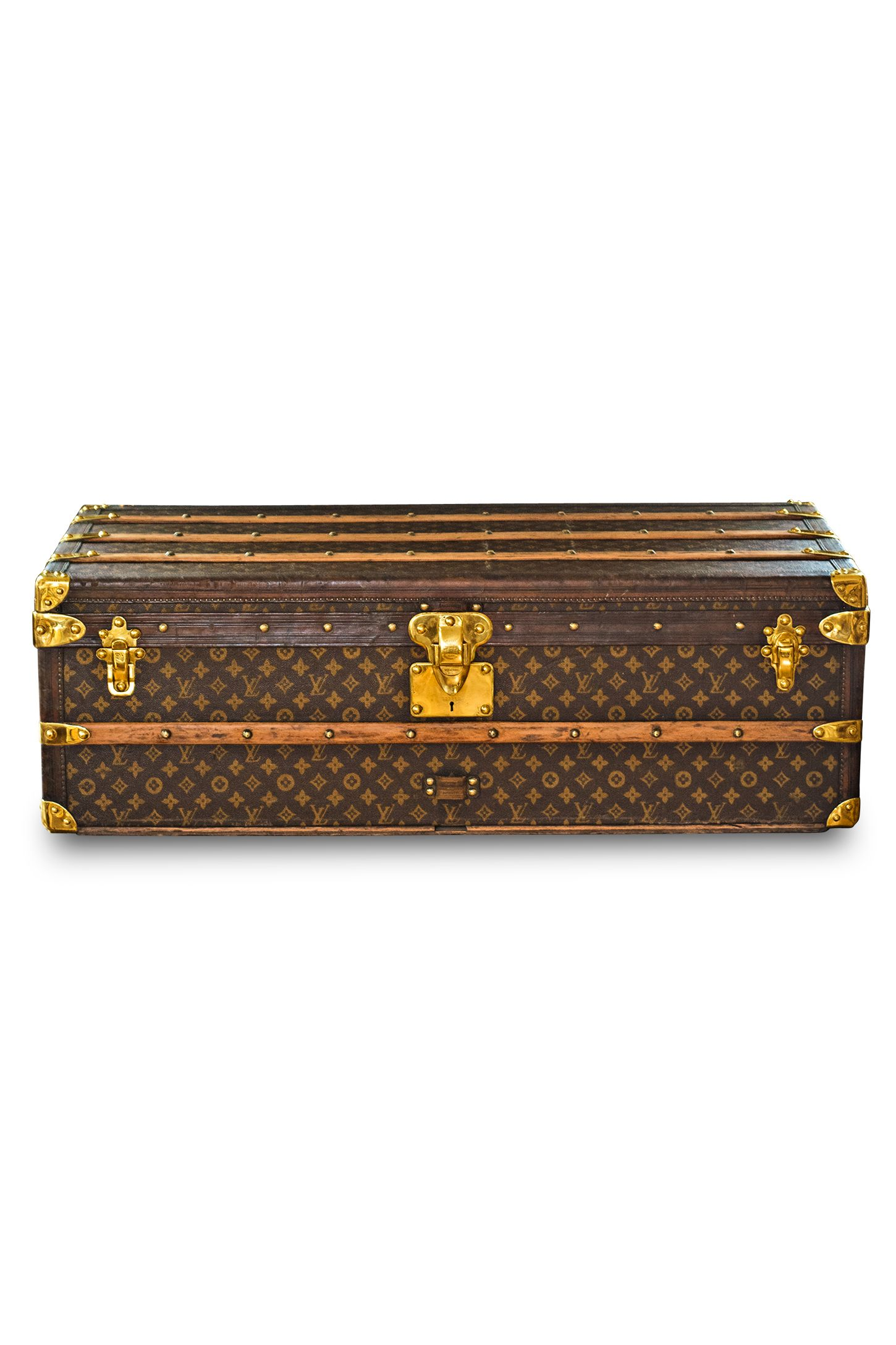 antique appraisals trunk