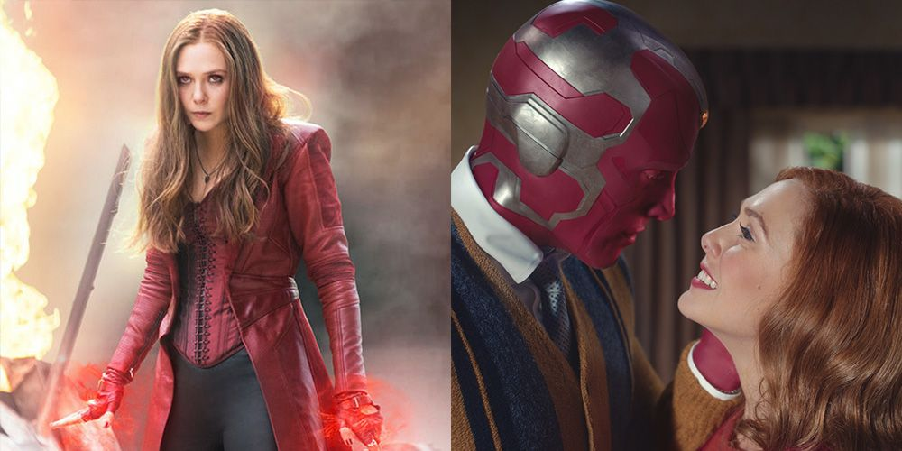 Marvel Fans Probably Don't Know the Heartbreaking Backstory of Wanda and Vision