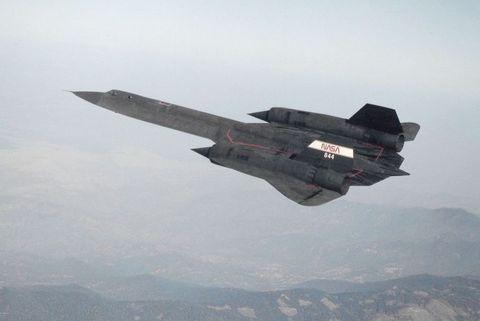 NASM, Buz Carpenter, SR-71