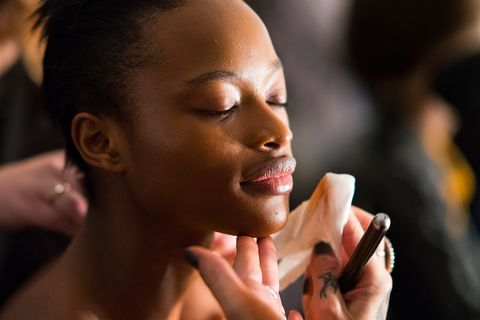 The correct order to apply makeup and skincare