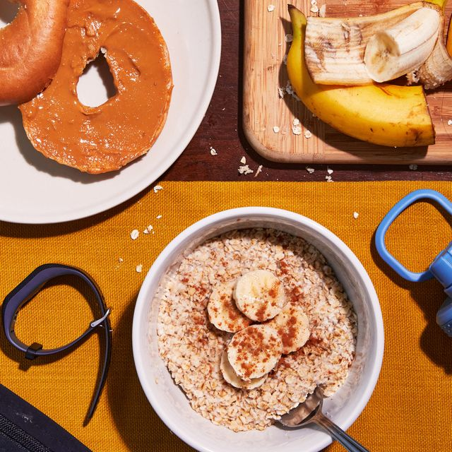 what to eat before running a race
