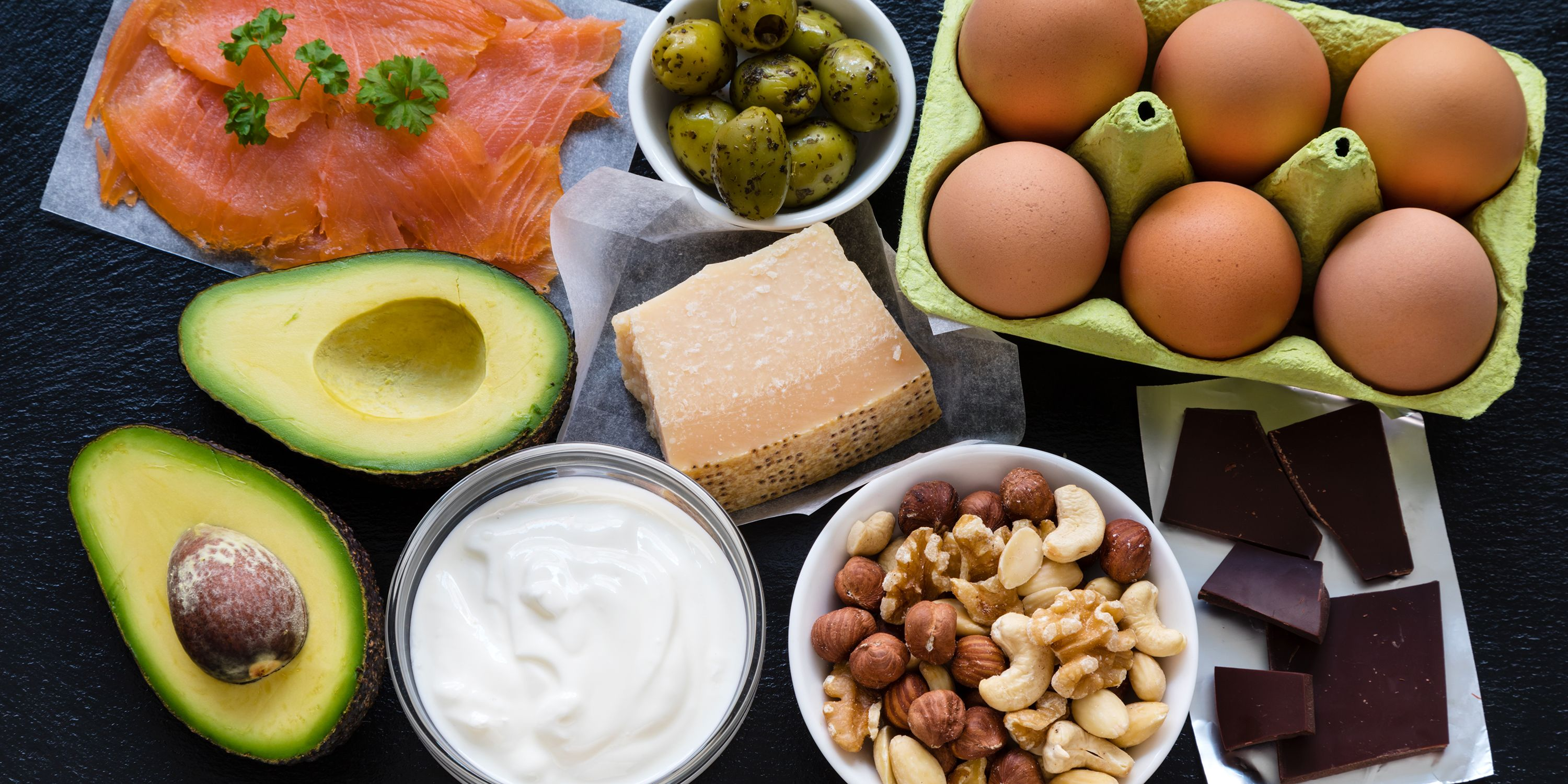 Fruits and vegetables you can eat on a keto diet
