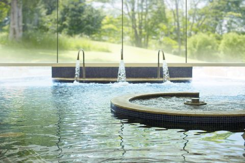 spa hotels cotswolds