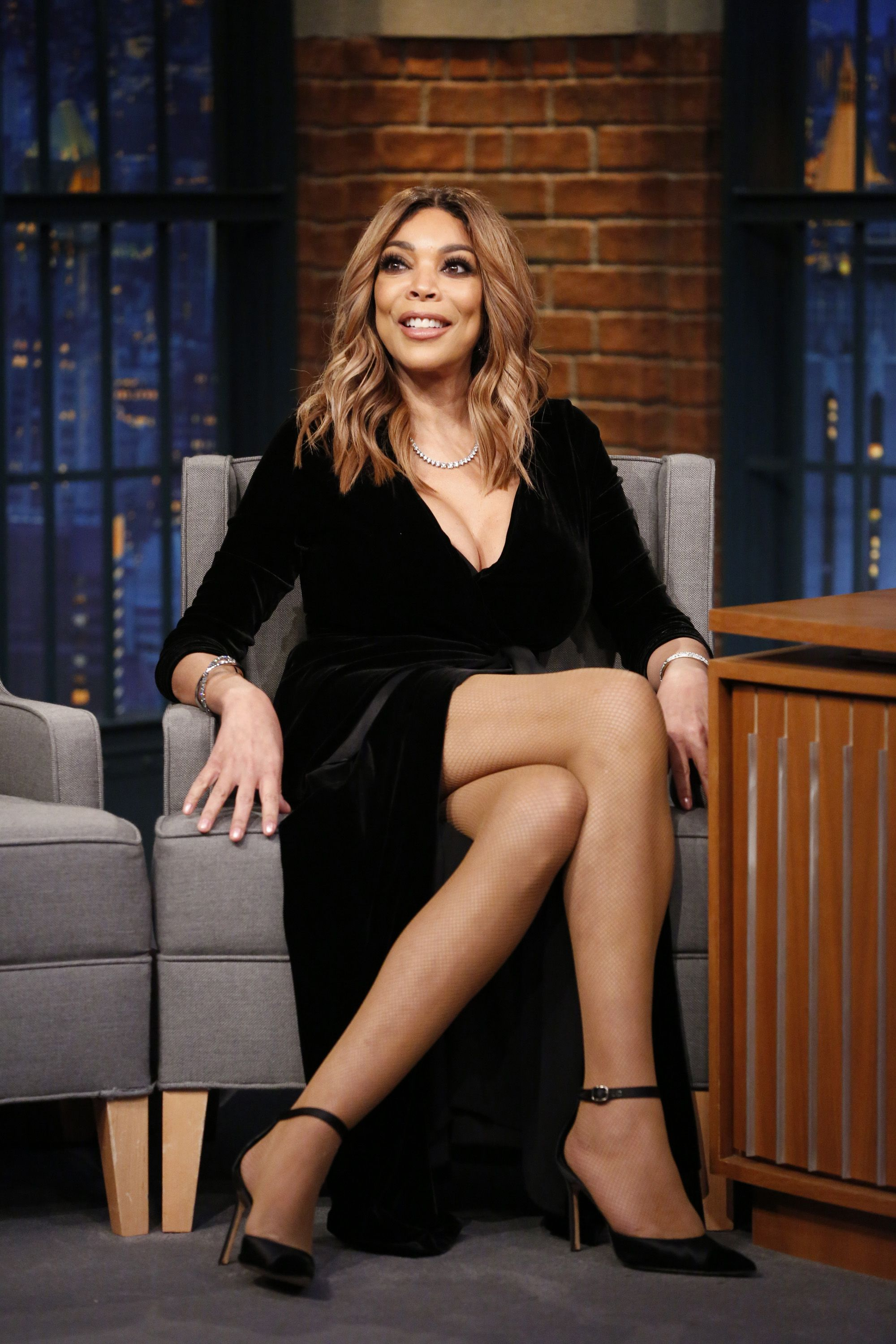 What's Happening With The Wendy Williams Show - Wendy