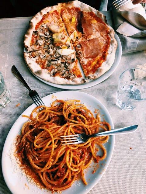 Dish, Food, Cuisine, Ingredient, Bigoli, Spaghetti, Bucatini, Italian food, Comfort food, Capellini,