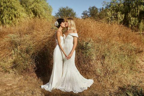 campaña novias pareja homosexual real