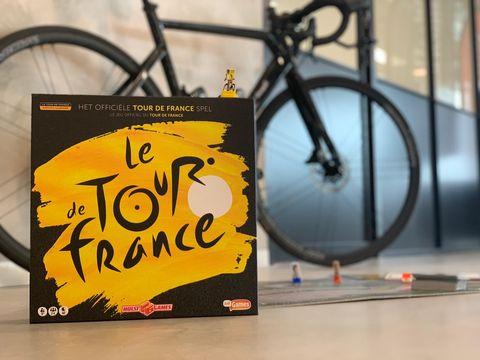 Tour de France Bordspel - Speel de Tour de France na