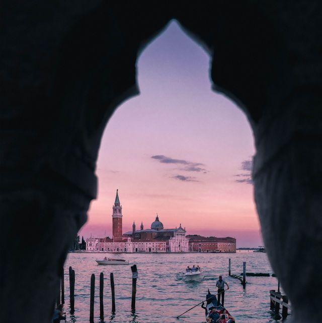 Water, Sky, Gondola, Waterway, Landmark, Architecture, Sea, Reflection, Boat, Vacation,
